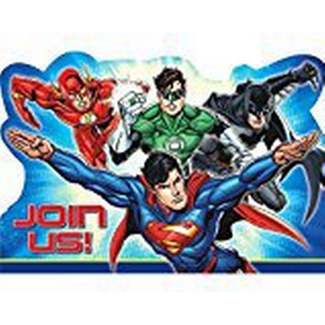 Amscan Justice League Postcard (491585)