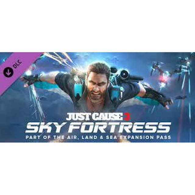 Just Cause 3: Sky Fortress Pack