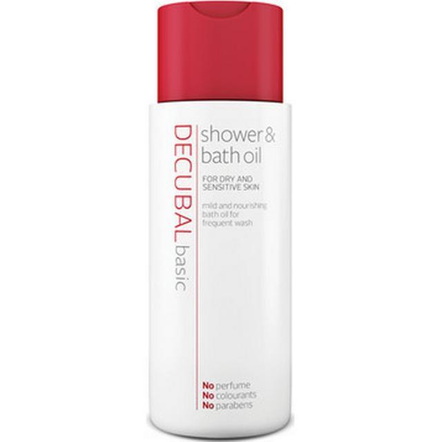 Decubal Shower & Bath Oil 200ml