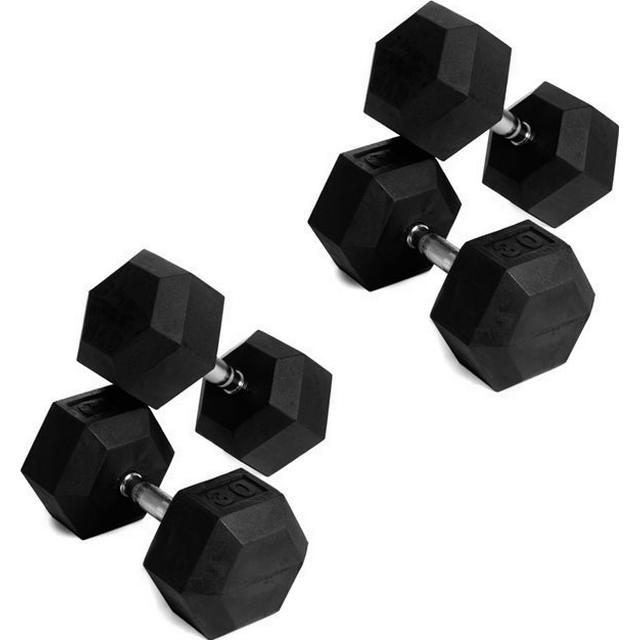 Abilica HexDumbbell Set 22.5-30kg