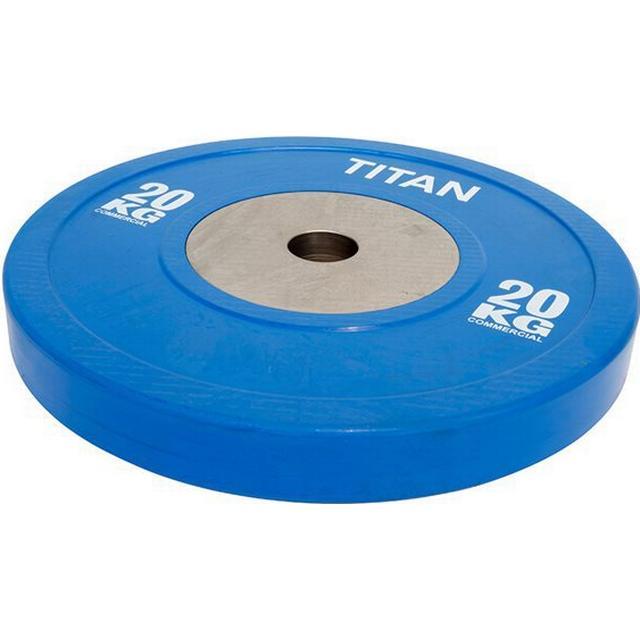 Titan Bumper Plate 20kg