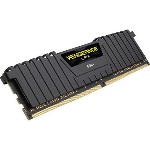 Corsair Vengeance LPX Black DDR4 3600MHz 2x8GB (CMK16GX4M2B3600C18)