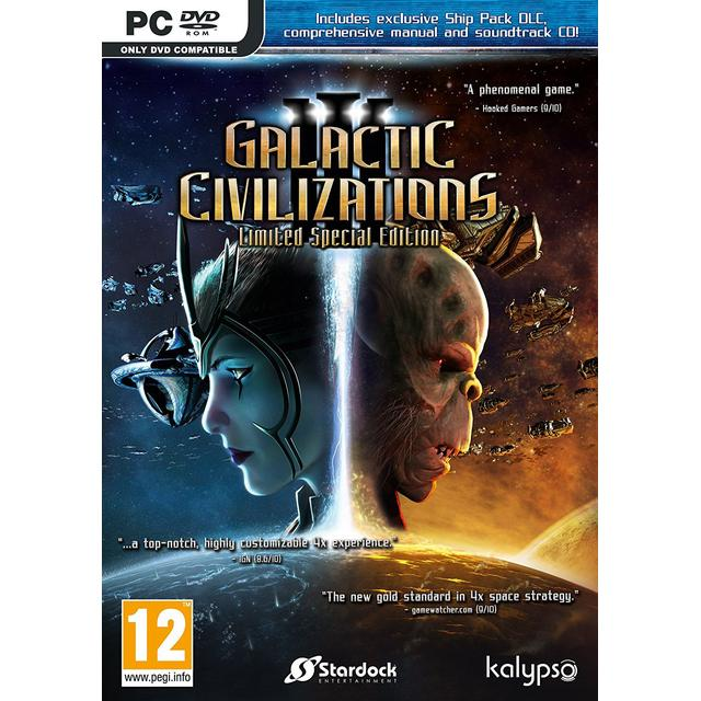 Galactic Civilizations 3: Limited Special Edition