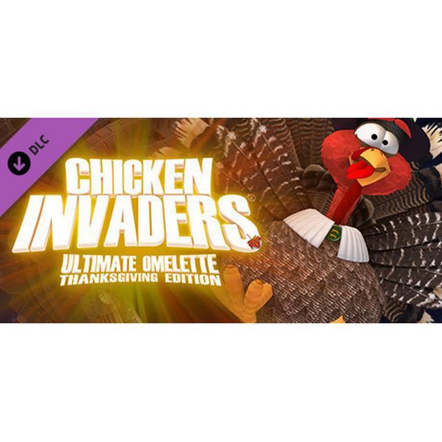 Chicken Invaders 4: Thanksgiving Edition