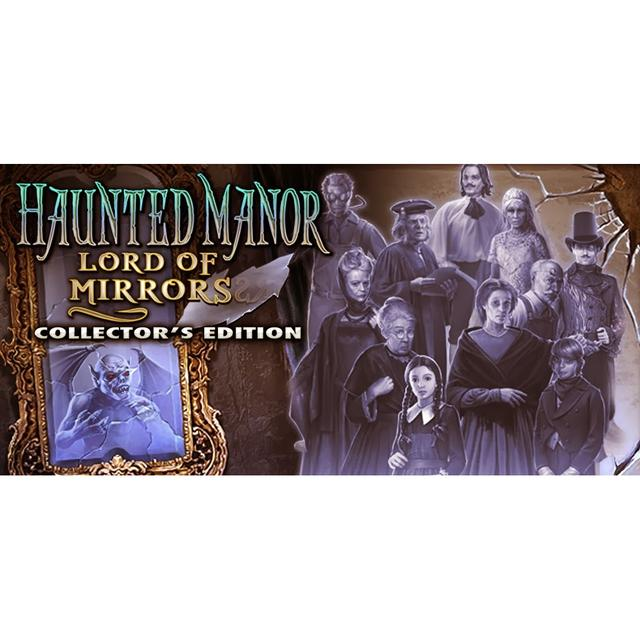 Haunted Manor: Lord of Mirrors - Collector's Edition