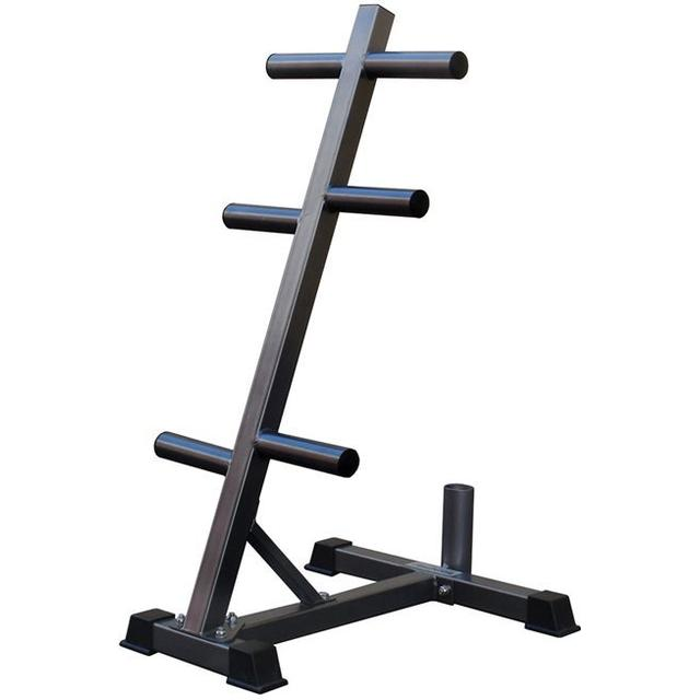 Master Fitness Weight Rack Silver I