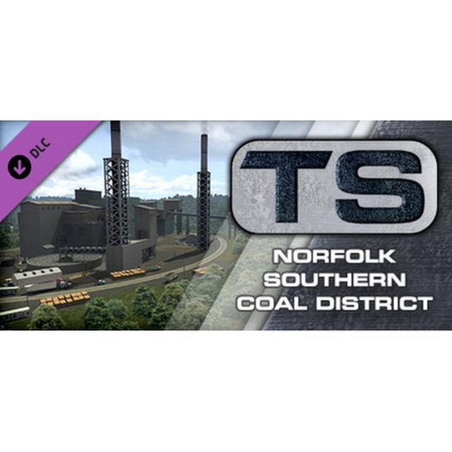 Train Simulator: Norfolk Southern Coal District Route