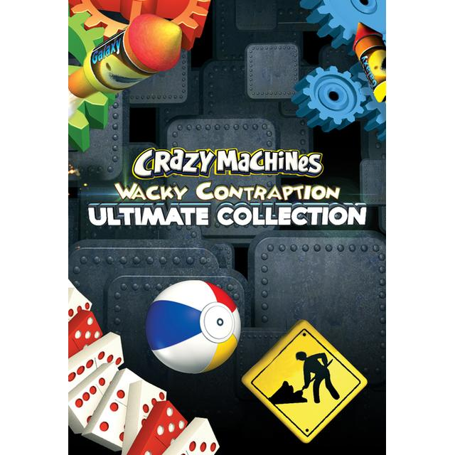 Crazy Machines: Wacky Contraption - Ultimate Collection