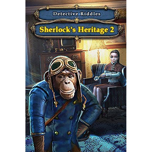 Detective Riddles: Sherlock's Heritage 2