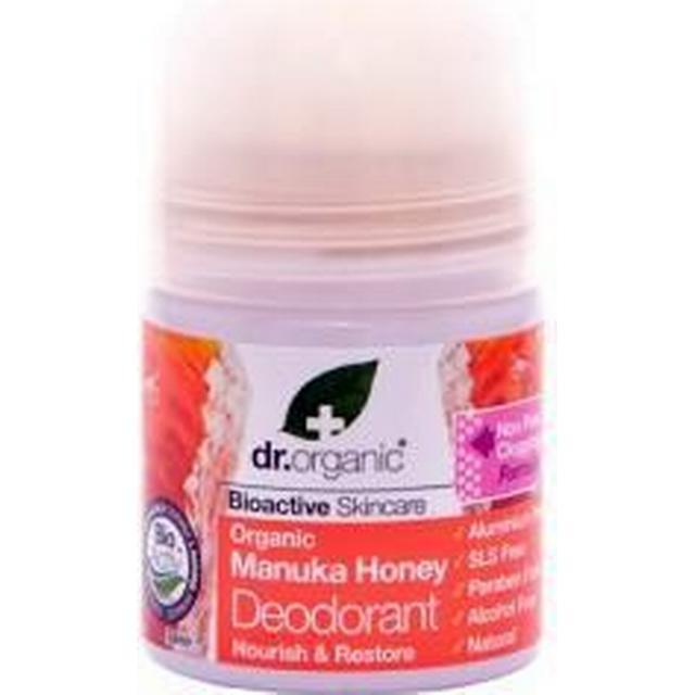 Dr. Organic Manuka Honey Deo Roll-on 50ml