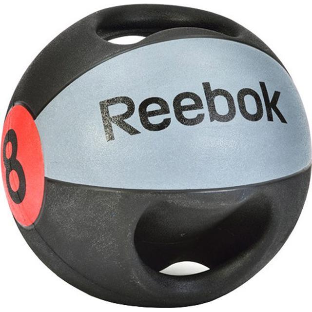 Reebok Double Grip Medicine Ball 8kg