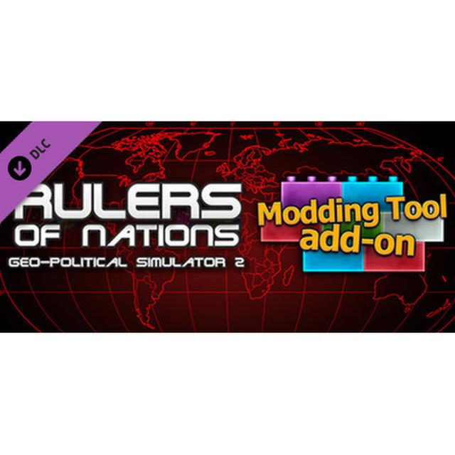 Rulers of Nations: Modding Tool