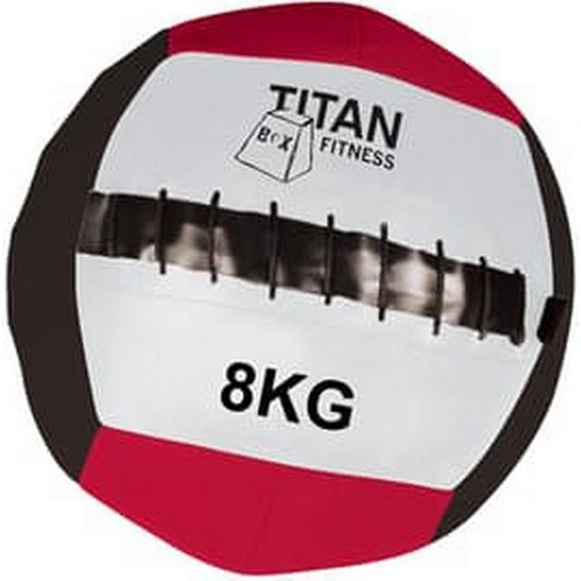 Titan Fitness Box Wall Ball 8kg