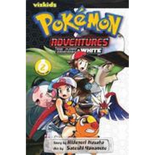 Pokemon Adventures Black &; White: 2 (Häftad, 2013), Häftad