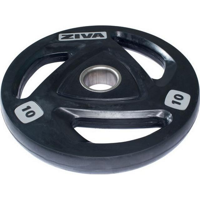 Ziva Rubber Weight Plate 10kg