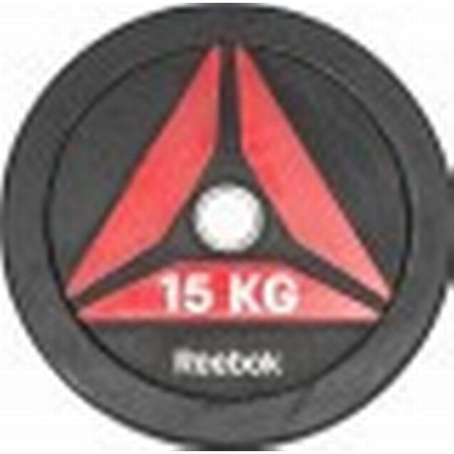 Reebok Functional Bumper Plate 15kg