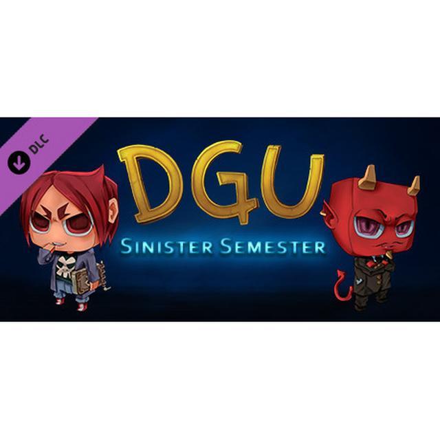 D.G.U: Sinister Semester