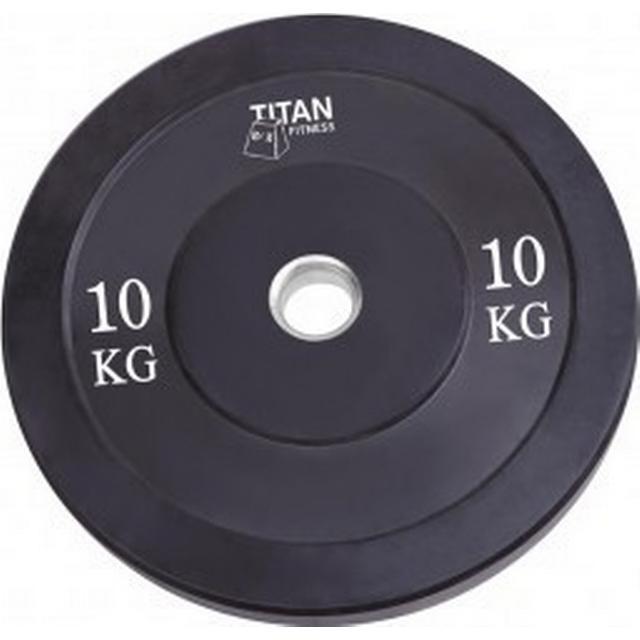 Titan Fitness Bumber Plates 10kg