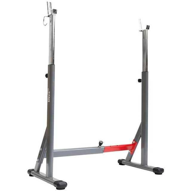 Titan Fitness Rack Adjustable