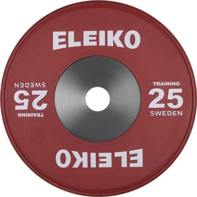 Eleiko IWF Weightlifting Training Disc 25kg