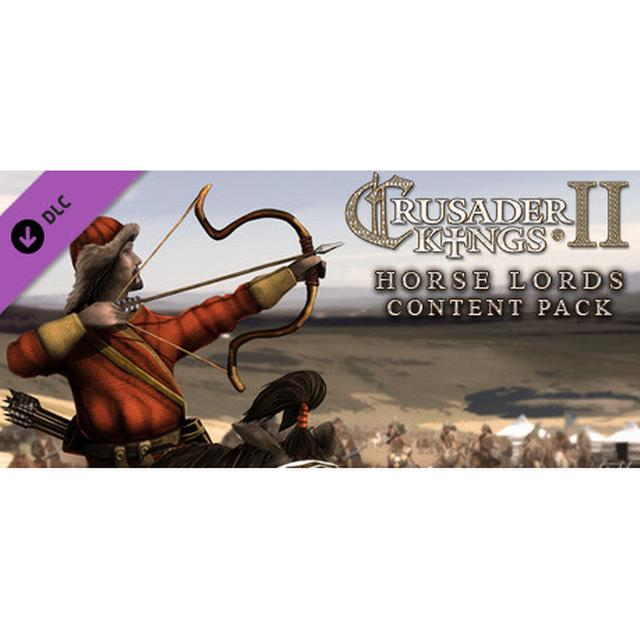 Crusader Kings 2: Horse Lords Content Pack