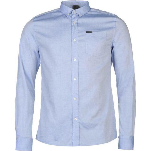 Firetrap Basic Oxford Shirt - Blue