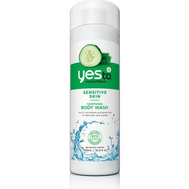 Yes To Cucumbers Soothing Body Wash 500ml