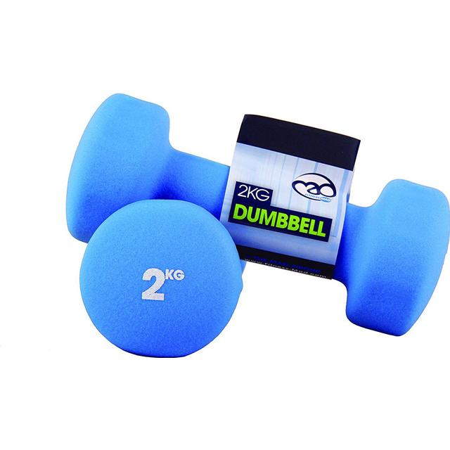 Fitness Mad Neo Dumbbell Pair 2x2kg