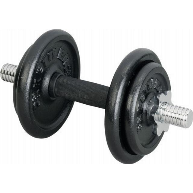 Kettler Cast Iron Dumbbell 10kg