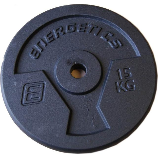 Energetics Cast Iron Weight Plate 15kg
