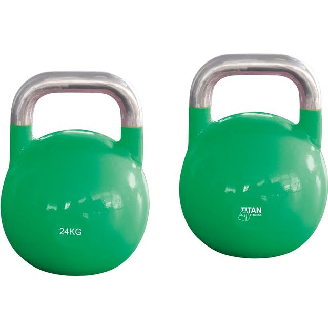 Titan Fitness Box Steel Competition Kettlebell 24kg