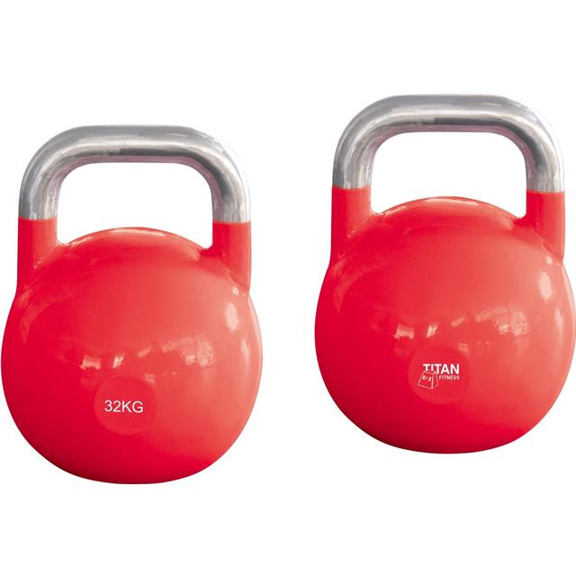 Titan Fitness Box Steel Competition Kettlebell 32kg
