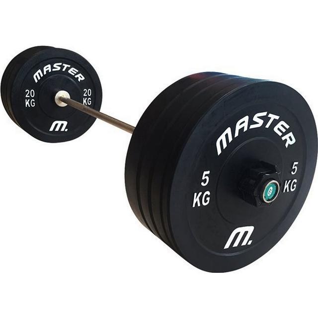 Master Fitness Crossfit Barbell Set 100kg