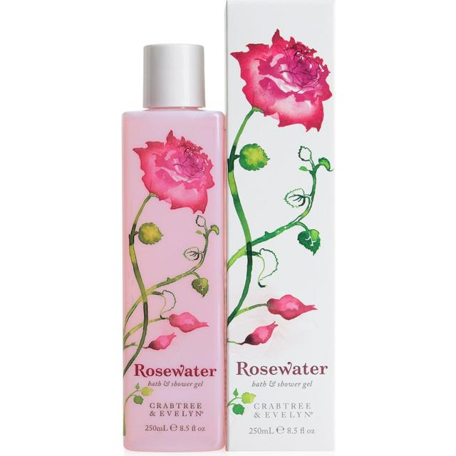 Crabtree & Evelyn Rosewater Shower Gel 250ml
