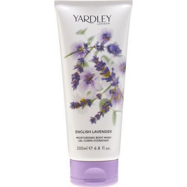 Yardley English Lavender Body Wash 200ml