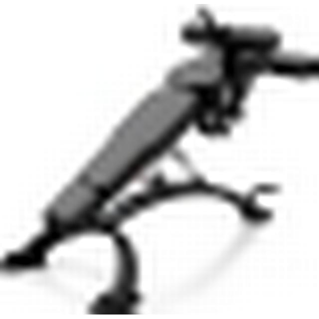 getbig.dk Abdominal Weight Bench MF-L005