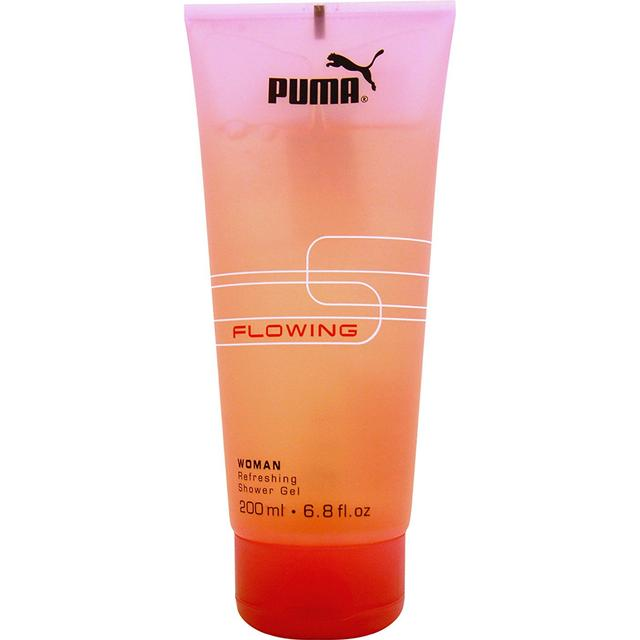 Puma Flowing Woman Shower Gel 200ml
