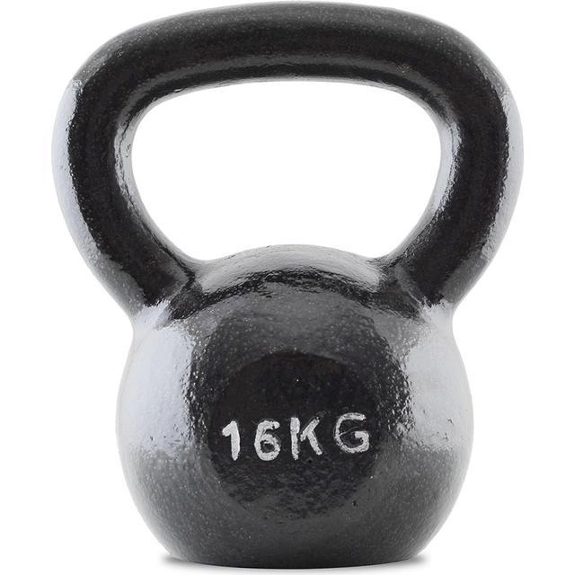 Bodymax Cast Iron Kettlebell 16kg