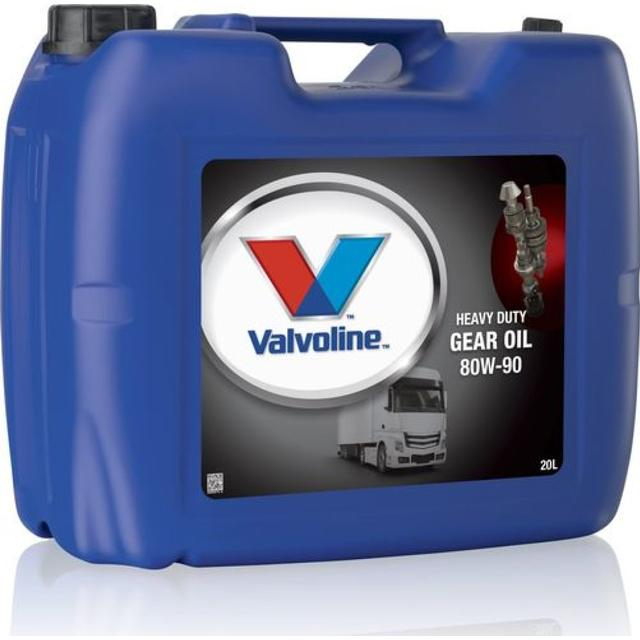 Valvoline Gear Oil 75W-80 20L Gearkasseolie