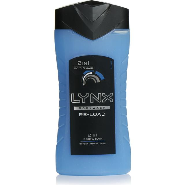 Lynx 2 in 1 Reload Body Wash 250ml