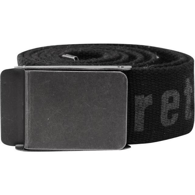 Firetrap Raised Belt - Black