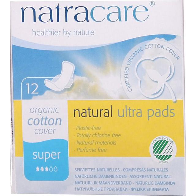 Natracare Maxi Natural Bind Super 12-pack