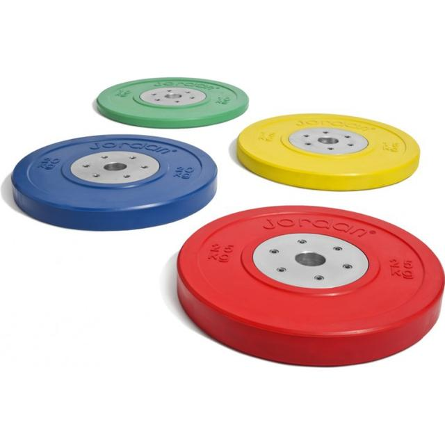 Jordan Calibrated Olympic Competition Disc 15kg