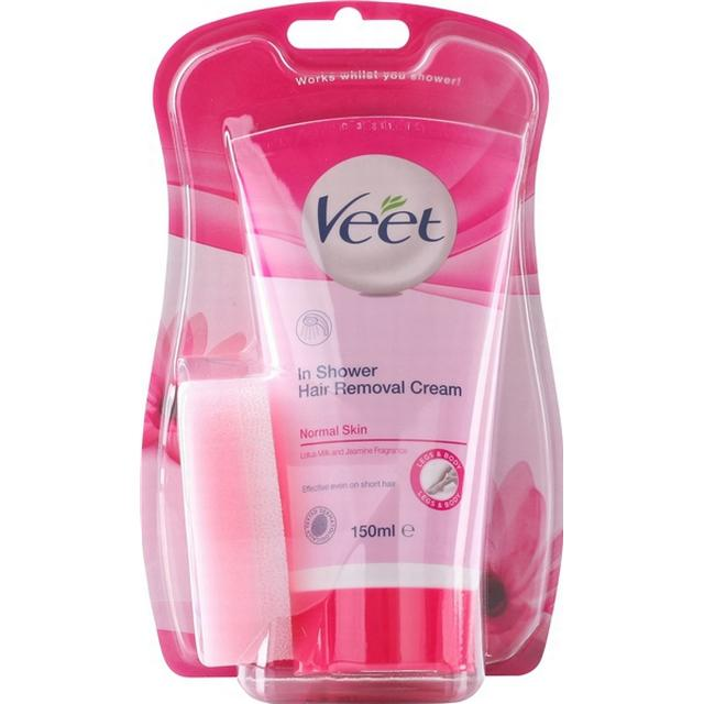 Veet In Shower Hair Removal Cream Normal Skin 150ml