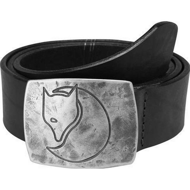 Fjällräven Murena Silver Belt Unisex - Black