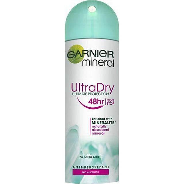 Garnier Mineral Ultra Dry Ultimate Protection 48hr Spray 150ml