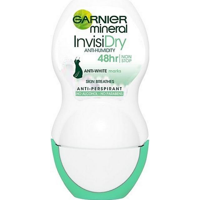 Garnier Mineral InvisiDry Anti-Humidity 48hr Roll-on 50ml