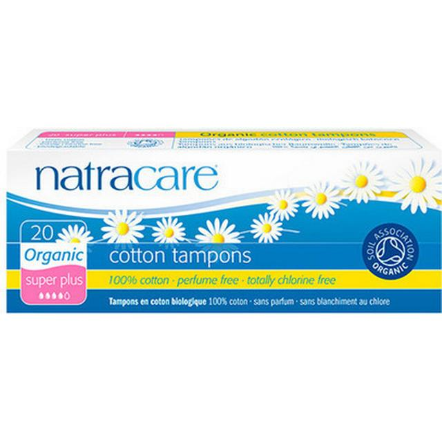 Natracare Tampon Super Plus 20-pack