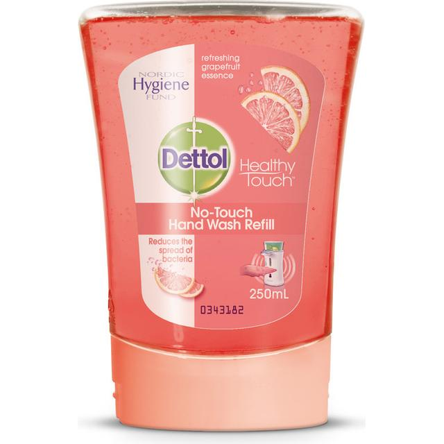 Dettol Pink Grapefruit No Touch Soap 250ml Refill
