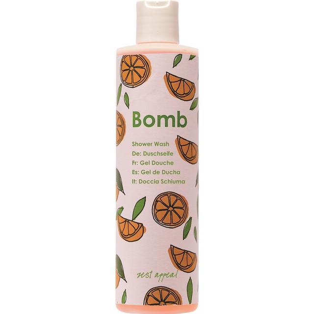 Bomb Cosmetics Zest Appeal Shower Gel 300ml